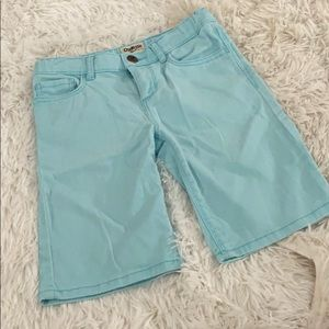Light Blue Bermuda Short